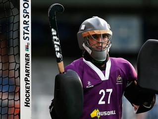 Q&A with the Hockeyroos' Rachael Lynch