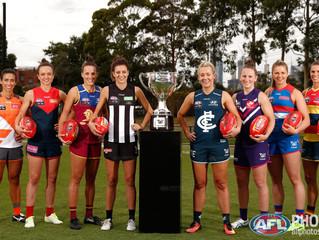 AFLW - Round One Teams