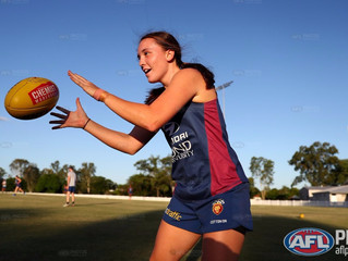 AFLW Practice Match Guide