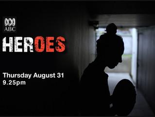Creating 'HEROES'