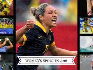 Fast start in women's sport