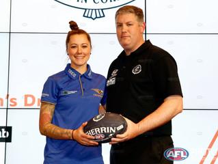 2016 #AFLWDraft - Carlton