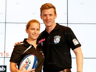 2016 #AFLWDraft - Western Bulldogs