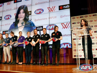 2017 #AFLWDraft - Order Confirmed