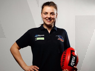 2016 #AFLWDraft - Adelaide Crows
