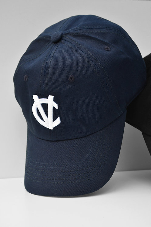 Navy-Blue CV Hat