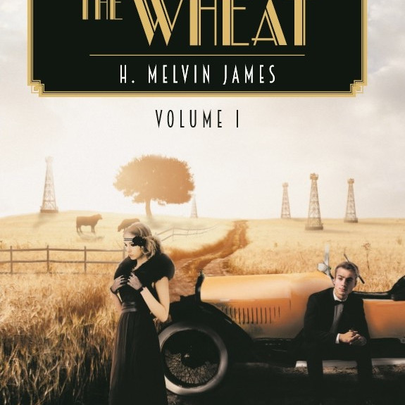 "The two-volume novel, ""Tares among the Wheat"" will soon be on bookshelves."
