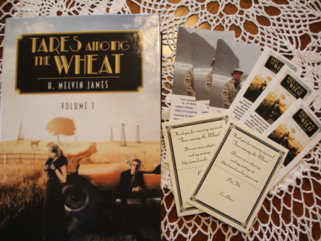 Get a free Bookplate and free Bookmarks.