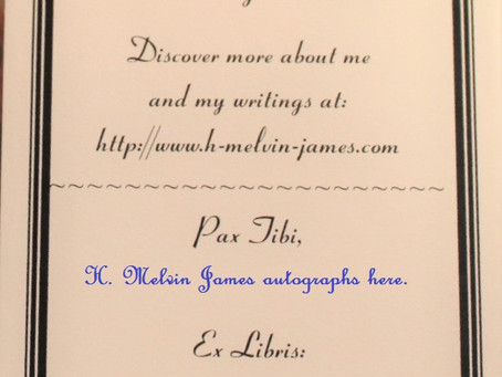Bookplates and Bookmarks