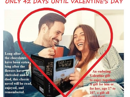 "Valentine's Day is your chance to redeem yourself from that ""wrong"" holiday gift."