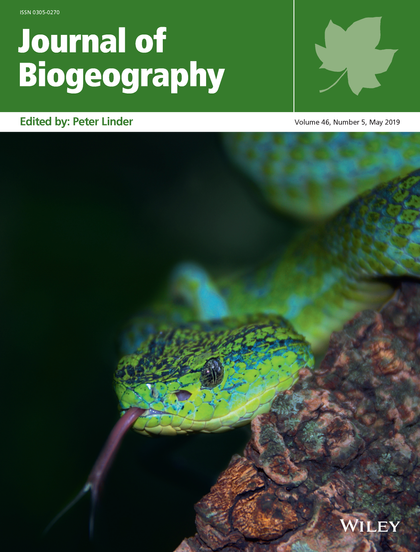 Mason AJ, Grazziotin FG, Zaher H, Lemmon AR, Moriarty Lemmon E, Parkinson CL. 2019. Reticulate evolution in nuclear Middle America causes discordance in the phylogeny of palm‐pitvipers (Viperidae: Bothriechis ). Journal of Biogeography. DOI:10.1111/jbi.13542