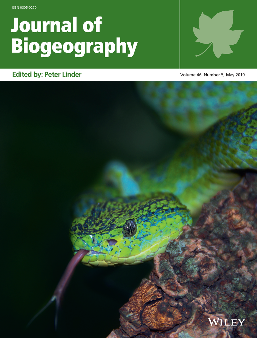Mason AJ, Grazziotin FG, Zaher H, Lemmon AR, Moriarty Lemmon E, Parkinson CL. 2019. Reticulate evolution in nuclear Middle America causes discordance in the phylogeny of palm‐pitvipers (Viperidae: Bothriechis ). Journal of Biogeography. DOI: 10.1111/jbi.13542