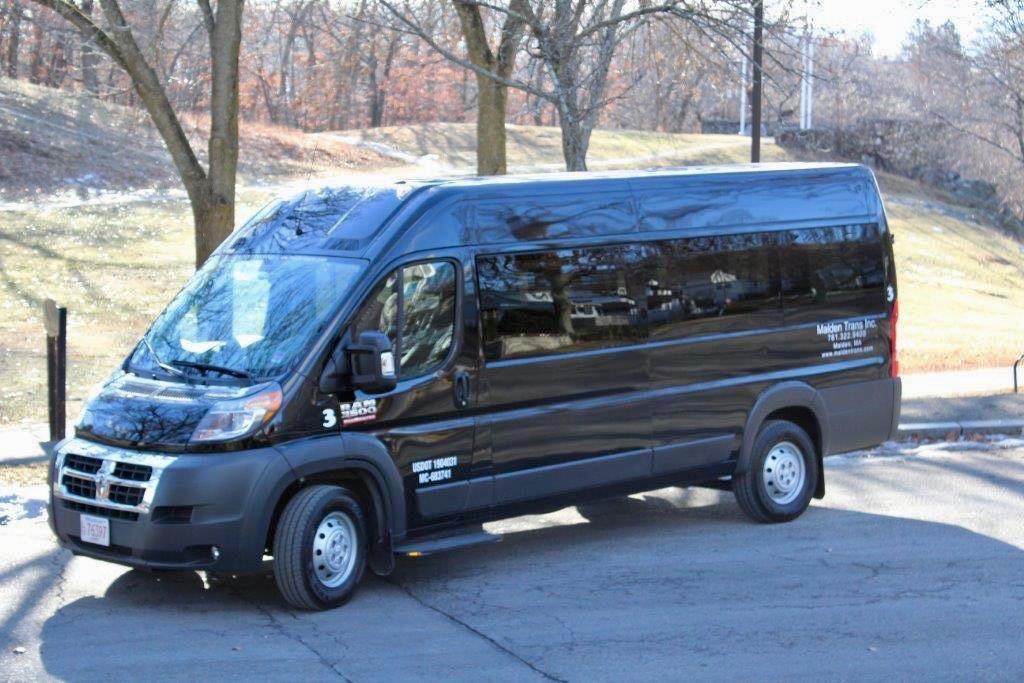 13 Passenger Coach
