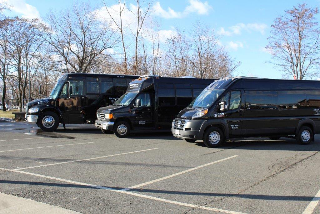 Coach Bus Fleet