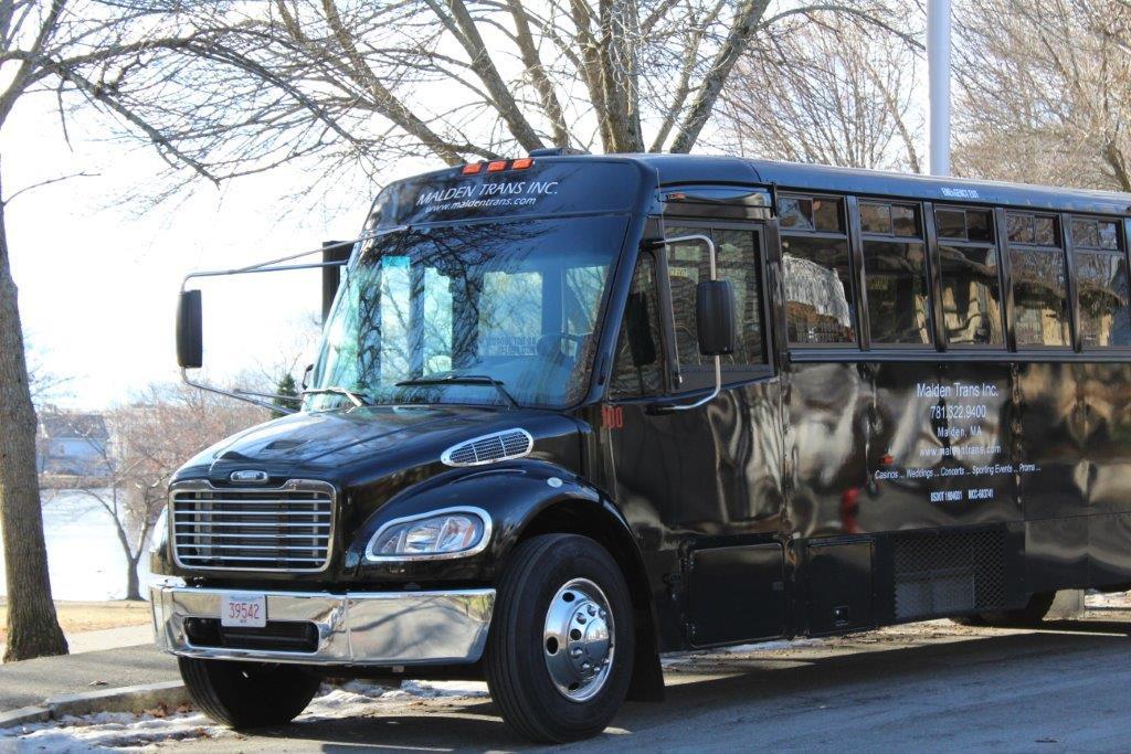 44 Passenger Coach