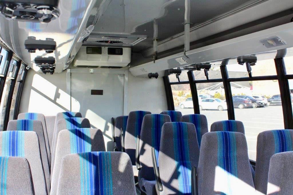 24 Passenger Interior