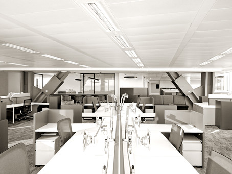 Guest Article - 83% of HR leaders are considering a reduction in office space