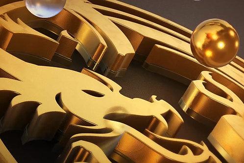 Pure Gold Logo