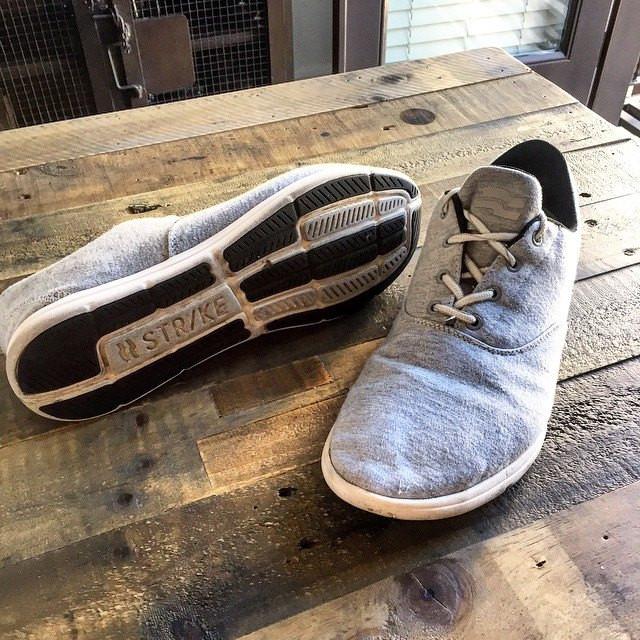 Chill pill shoe