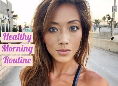 WELLNESS TIP: Simple 5 Step Morning Routine
