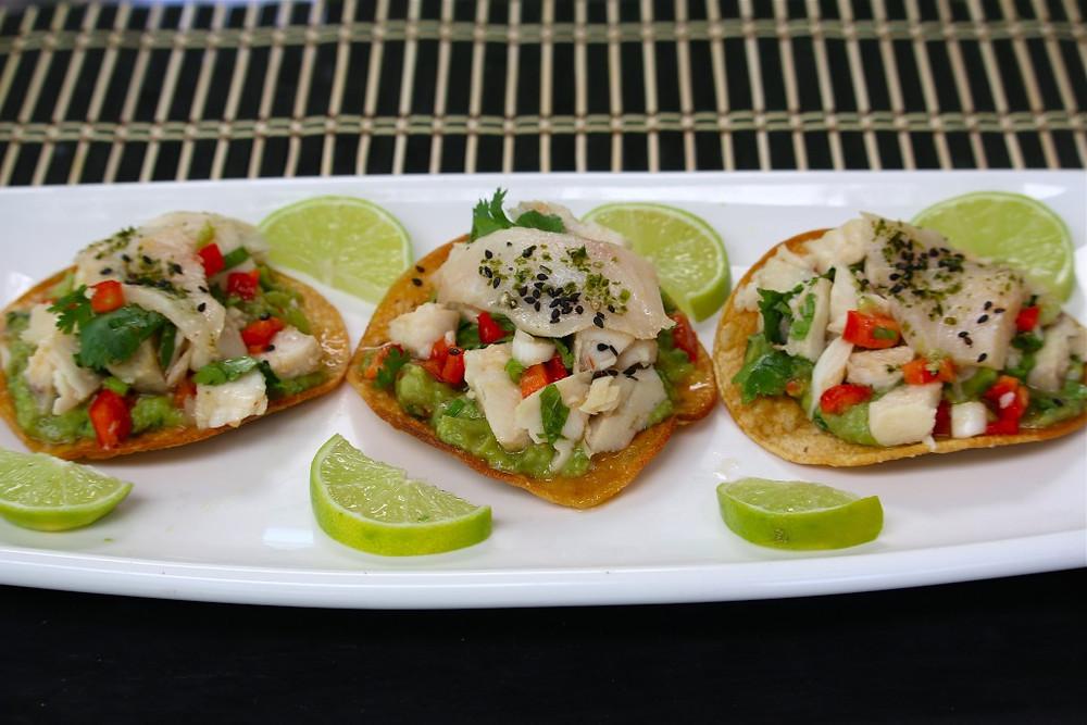 Vietnamese Cobia Taco