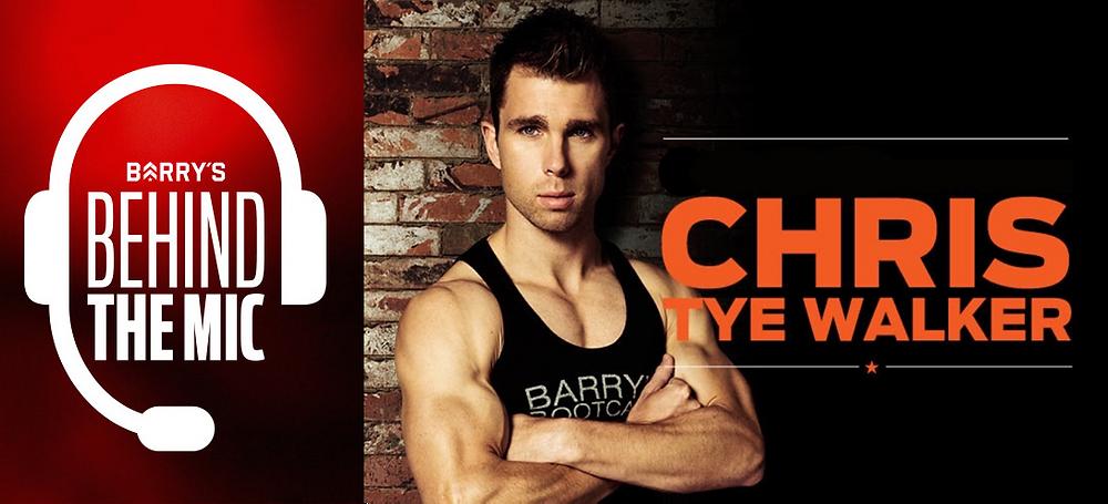 Celebrity Trainer Chris Tye-Walker