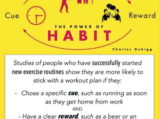 FIT TIP: How To Create Successful Fitness Habits