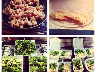 FIT TIP: Prep your food for the week