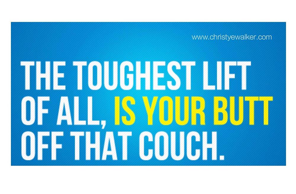 Fitness Motivation | christyewalker.com