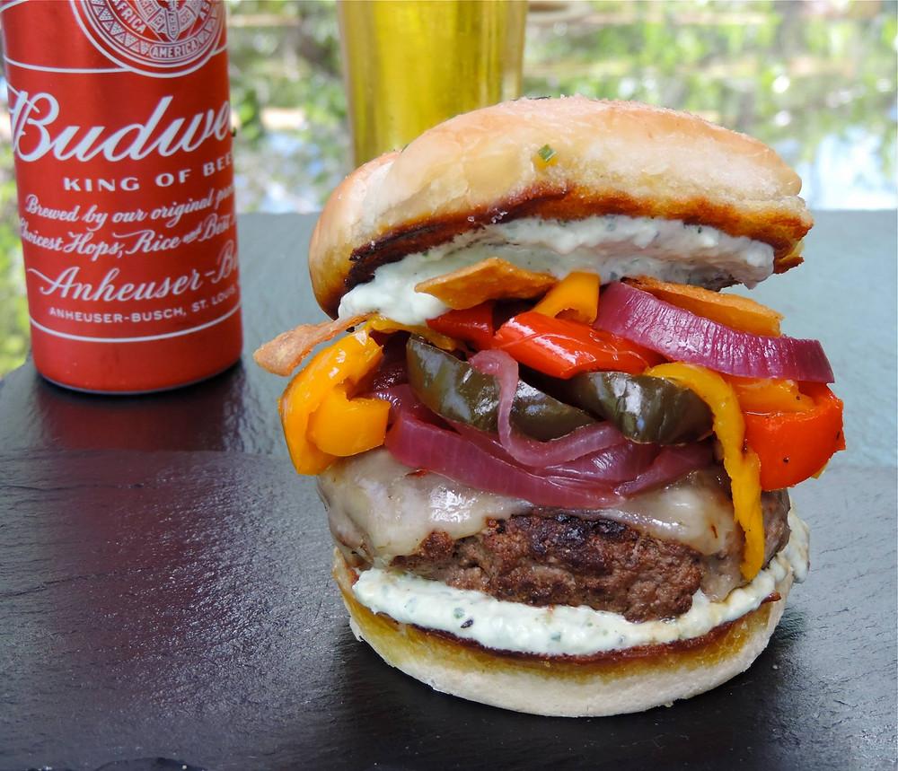 Burger & Bud - amerryrecipe