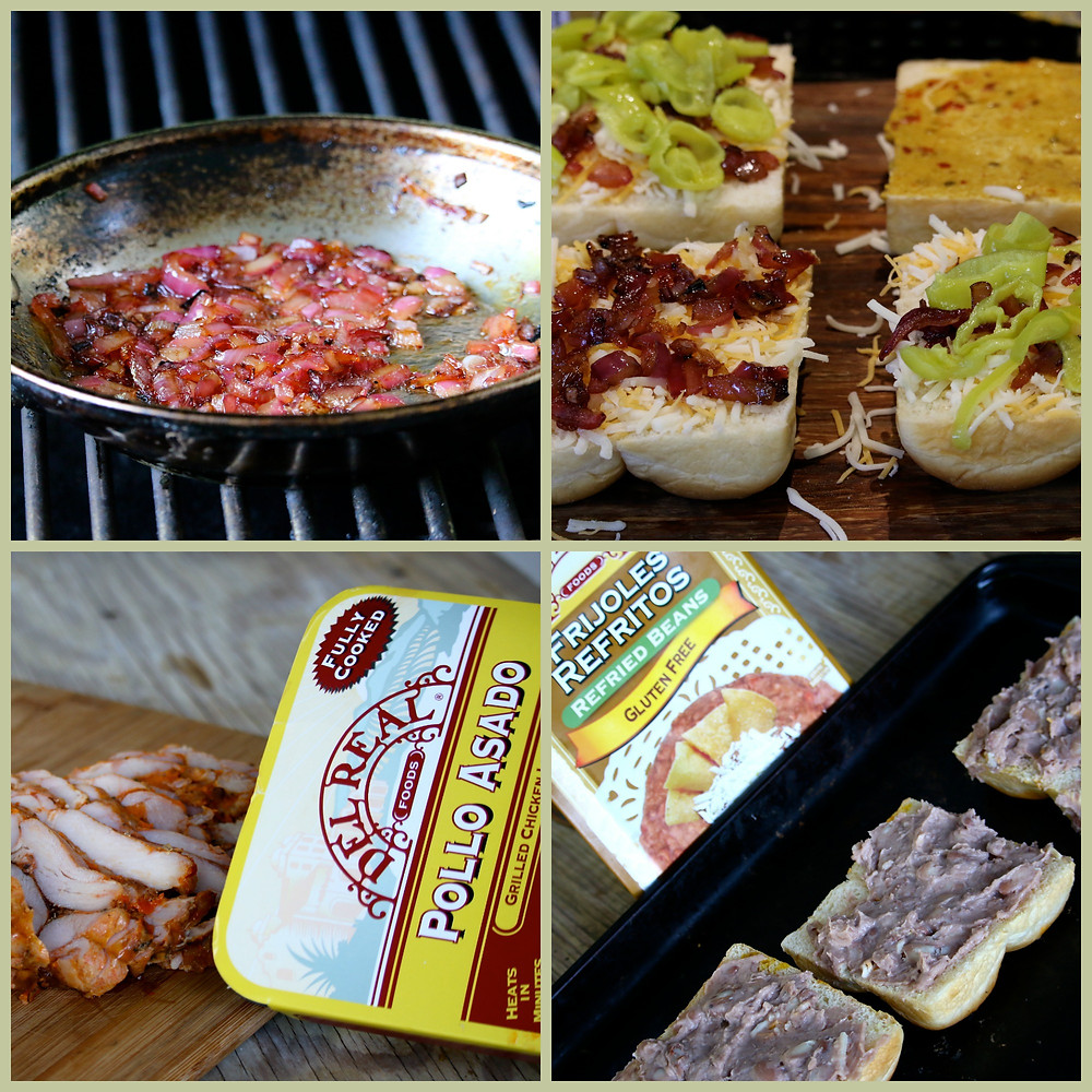 Saute, Spread and Layer EASY
