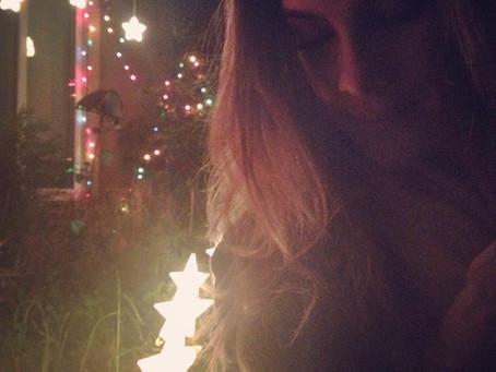I'll be  H O M E  for Christmas