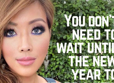 MOTIVATION: Don't Wait Until the New Year to Start A New You