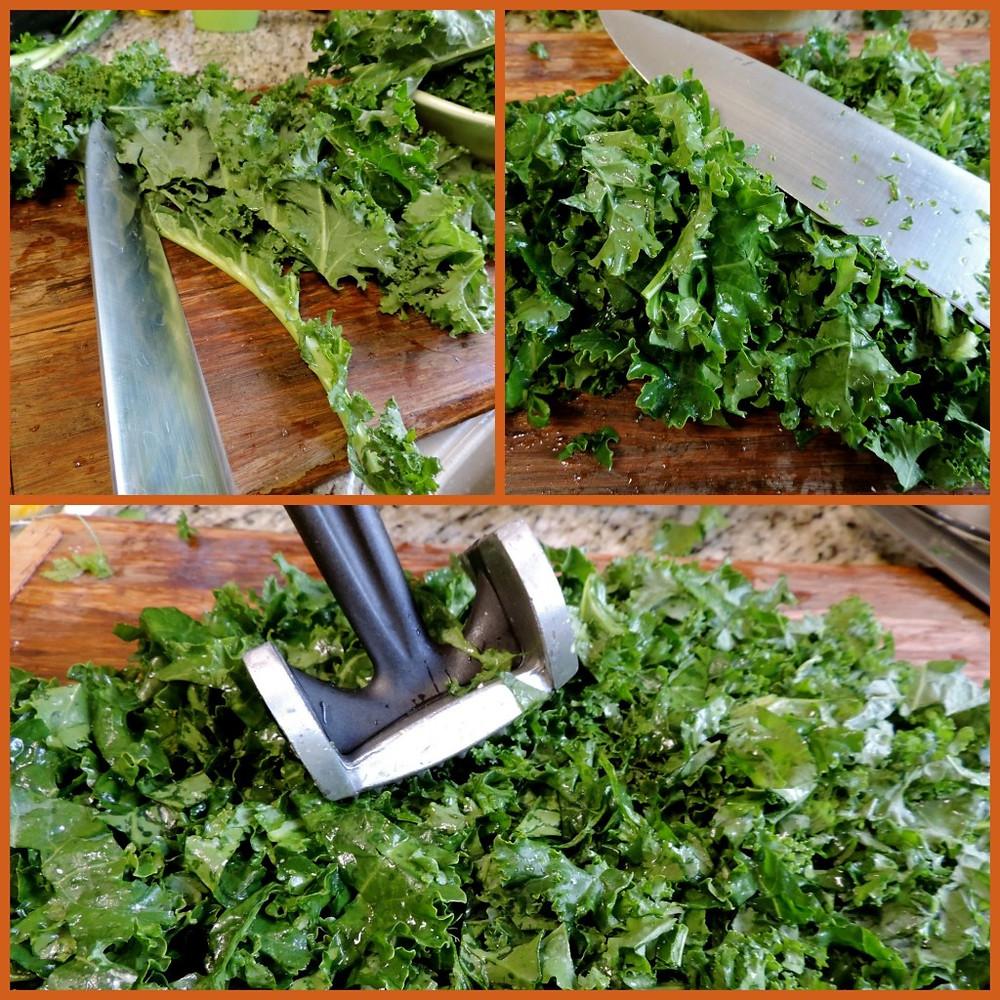 Cranberry Citrus Kale Salad