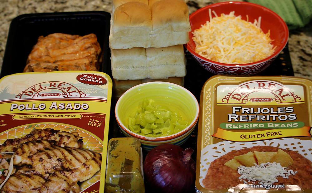 Del Real Foods makes Slider making easy!