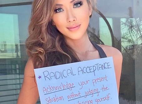 SELF IMPROVEMENT: Radical Acceptance