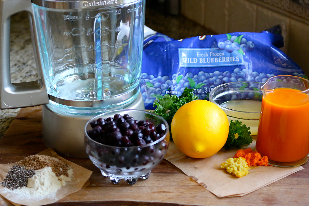 Wild Blueberries are a super FooD!
