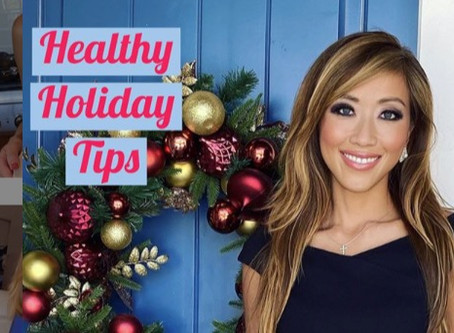 *HOLIDAY* WELLNESS: How to Have a Healthy Holiday Season