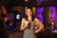female poker host commentator tiffany mi