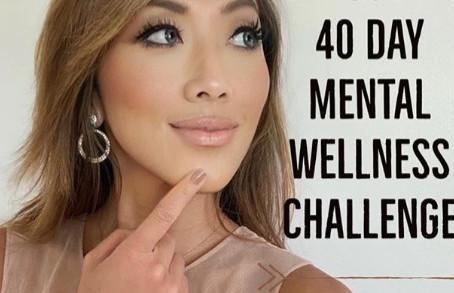 CHALLENGE: 40-Day Mental Wellness Challenge