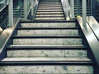 FIT TIP: Take the damn stairs!!!