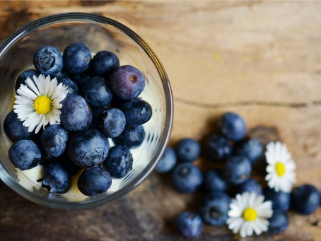 WELLNESS TIP: Eat Blueberries for Brain Health