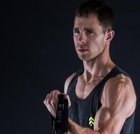 Chris Tye-Walker - Celebrity Trainer