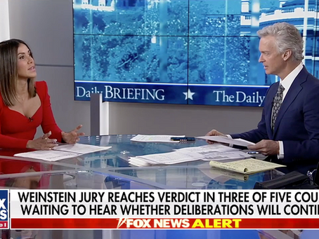 How the Harvey Weinstein Verdict Will Impact MeToo Movement