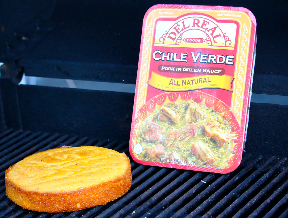 SO TASTY! 1 (16 oz  Del Real Foods Chile Verde (Pork in Green Sauce)