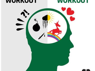 MOTIVATION: Workout and be happy!