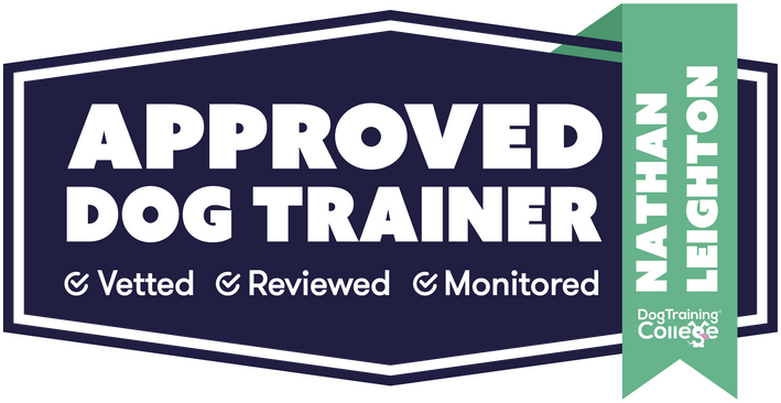 Dog Training College Approved Dog Trainer
