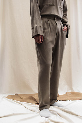 BUDI Straight-cut Pants