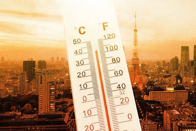 Tokyo climate change