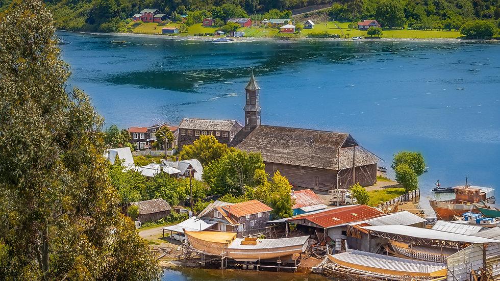 San Juan, Chiloé Island, Chile